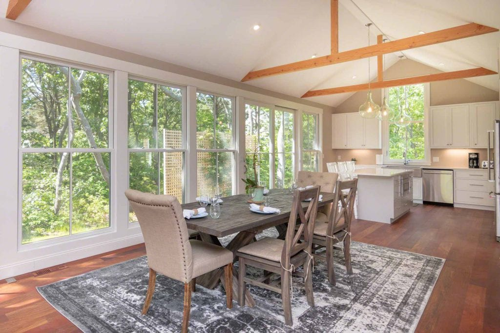 Labor Day Weekend Open Houses In Edgartown - Monday 8 Vickers Street Edgartown MA 02539 Point B Realty Martha's Vineyard