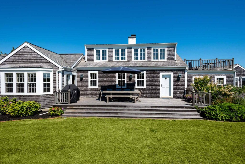 Edgartown Great Pond Waterfront Home Exquisite Beauty With Rare Privacy On Martha's Vineyard