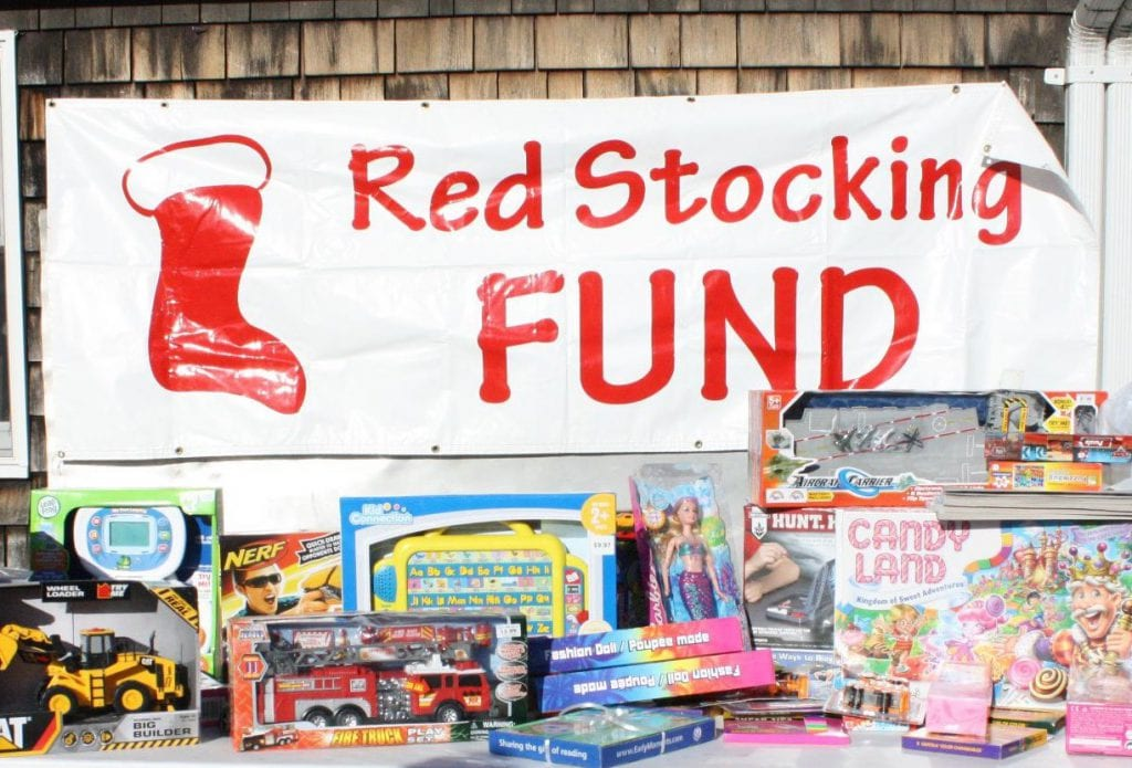Point B Real Estate Agent Susie Wallo Receives Good Neighbor Award From Massachusetts Association of REALTORS® Red Stocking Fund Work Is recognized