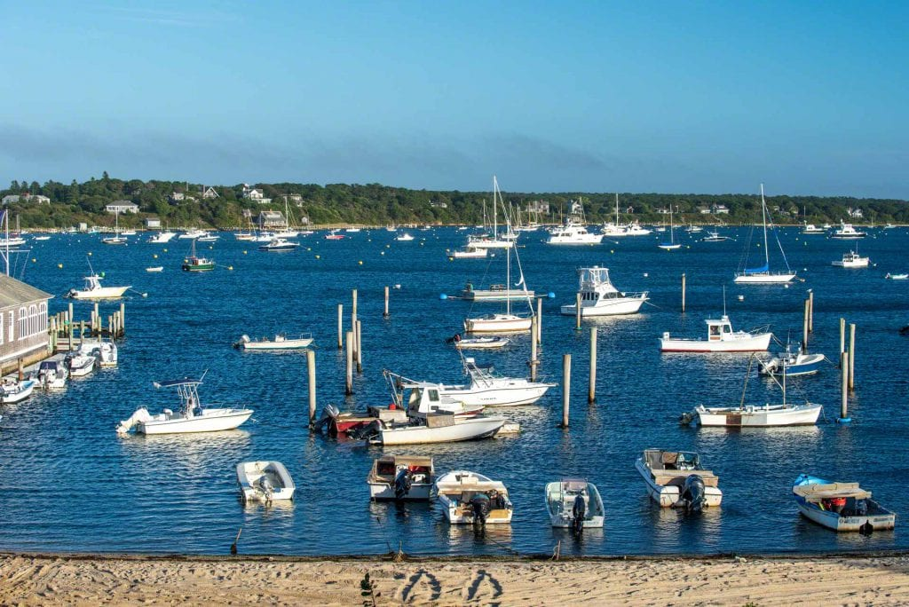 71 South Water Street Edgartown MA 02539 Martha's Vineyard Edgartown Harbor Waterfront Home For Sale Point B Realty Exclusive Listing