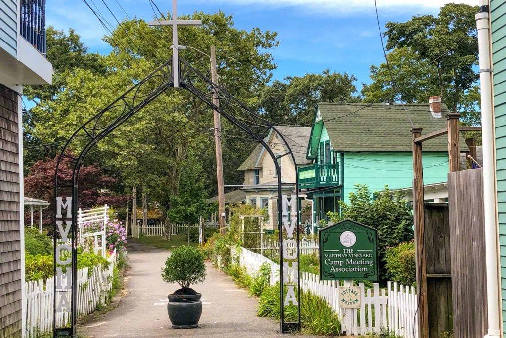 Martha's Vineyard Bucket List: Discovering The Campground In Oak Bluffs Martha's Vineyard Camp Meeting Association