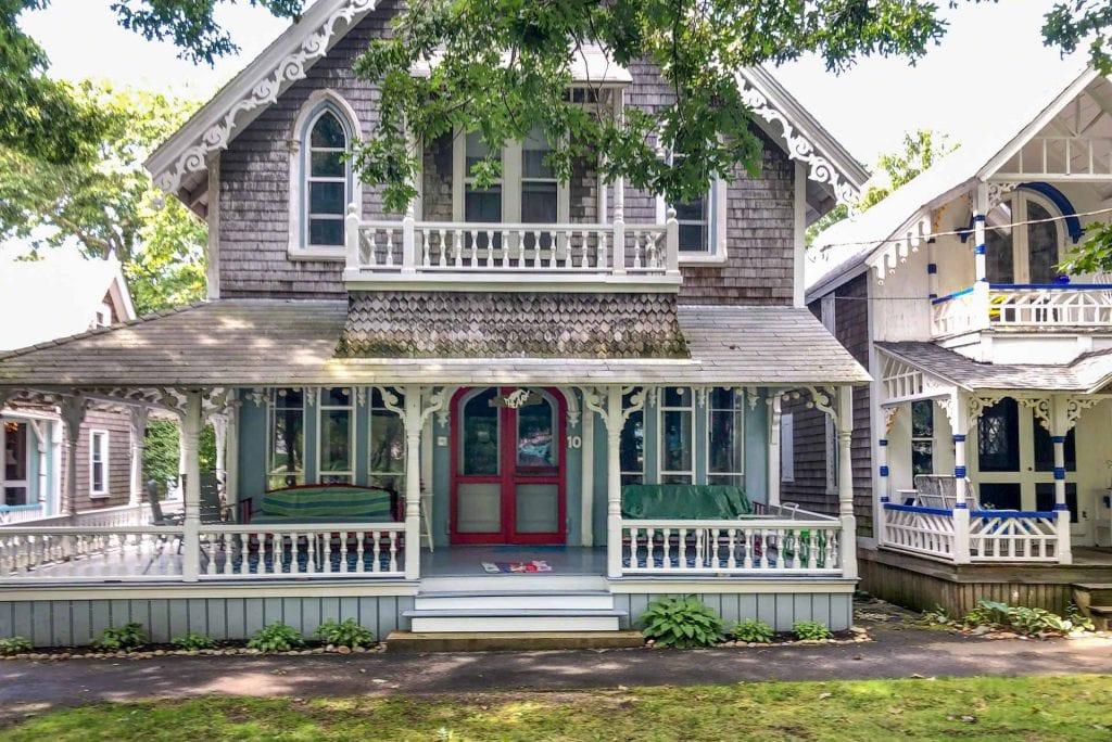 Martha's Vineyard Bucket List: Discovering the Campground In Oak Bluffs