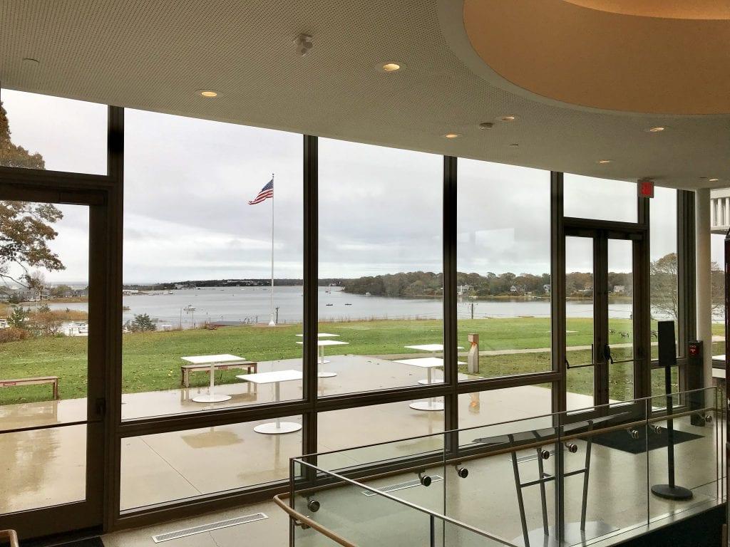 New Vineyard Haven Restaurant First Light Cafe At Martha's Vineyard Museum