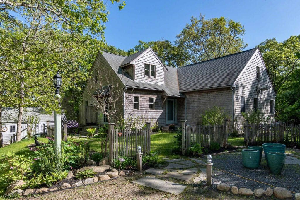8B Clambelly Road, Chilmark, MA 02535 Martha's Vineyard Chilmark Home For Sale Point B Realty Exclusive Listing