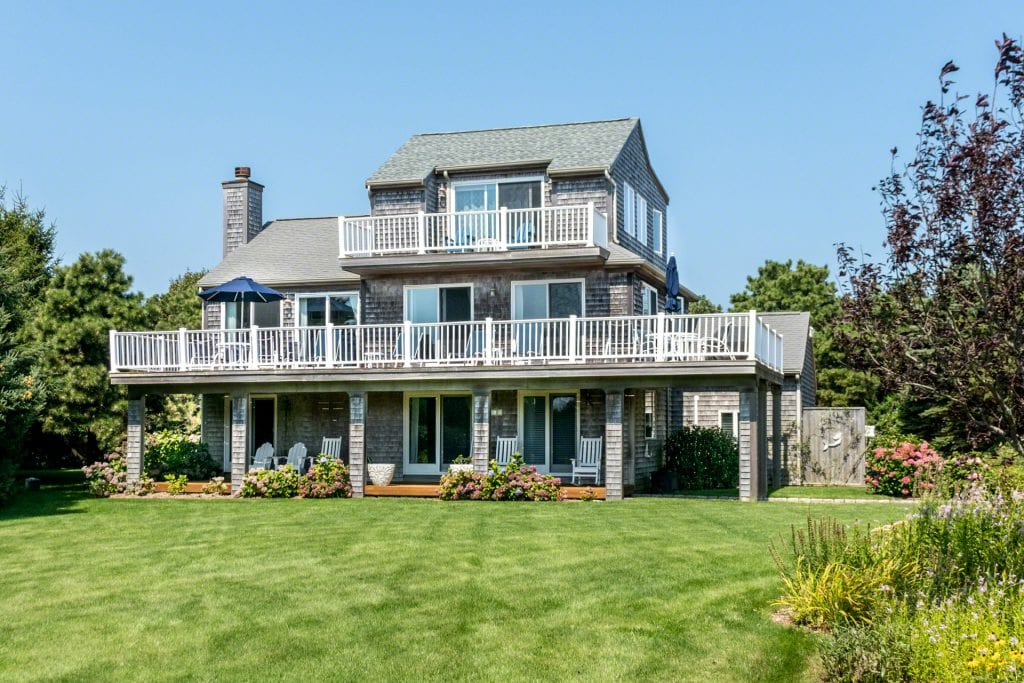 11 Plains Head Edgartown MA 02539 Martha's Vineyard Close to South Beach For Sale Point B Realty Exclusive Listing