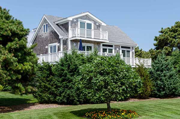 Martha's Vineyard Vacation Rentals Katama August Rental  For Summer 2020 - Near South Beach Point B Realty Exclusive Rental Listing