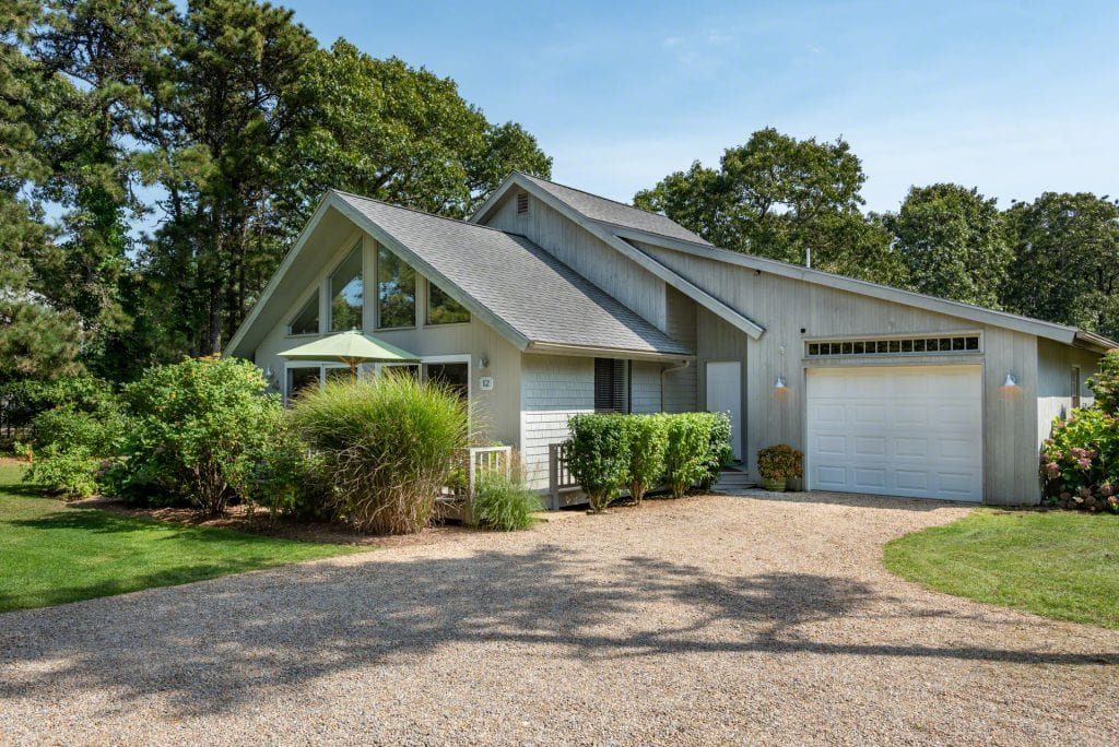 11 Zoll Road Katama Edgartown MA 02539 Martha's Vineyard Home For Sale Point B Realty Exclusive Listing