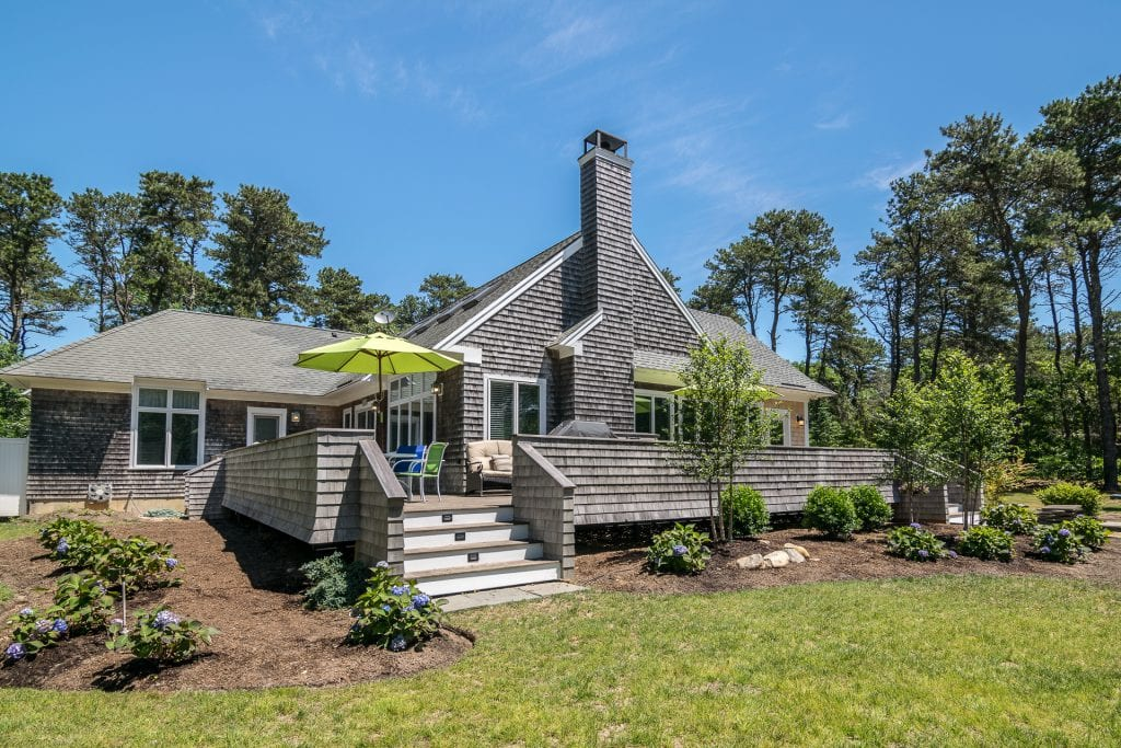 Martha's Vineyard Vacation Rentals Edgartown 4th of July Rental  Summer 2020 - Coastal Contemporary Point B Realty Exclusive Rental Listing