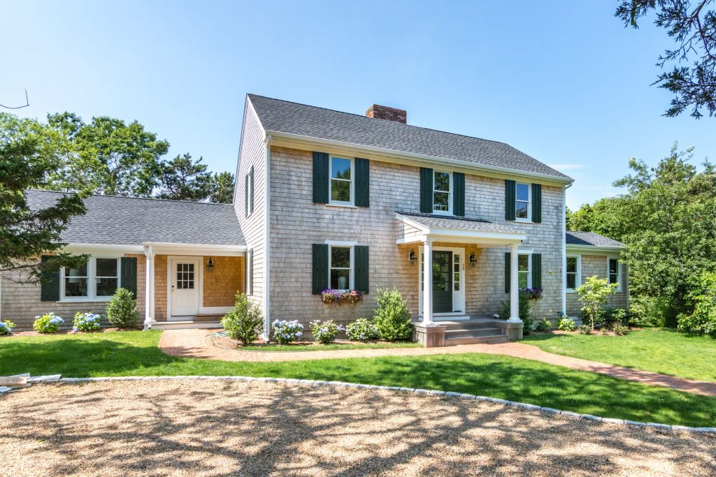 Martha's Vineyard Vacation Rentals Edgartown 4th of July Rental  Summer 2020 - New to Rental Market Point B Realty