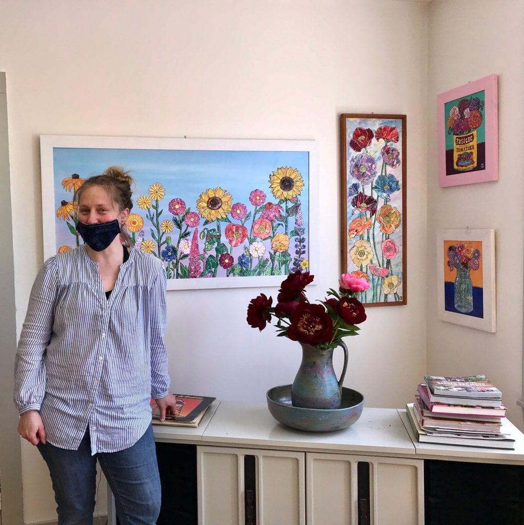 We Love MV Juniper From Aubrey Maria Designs In Edgartown Opens For The Season Featuring Local Artist, Artwork & Products on Martha's Vineyard
