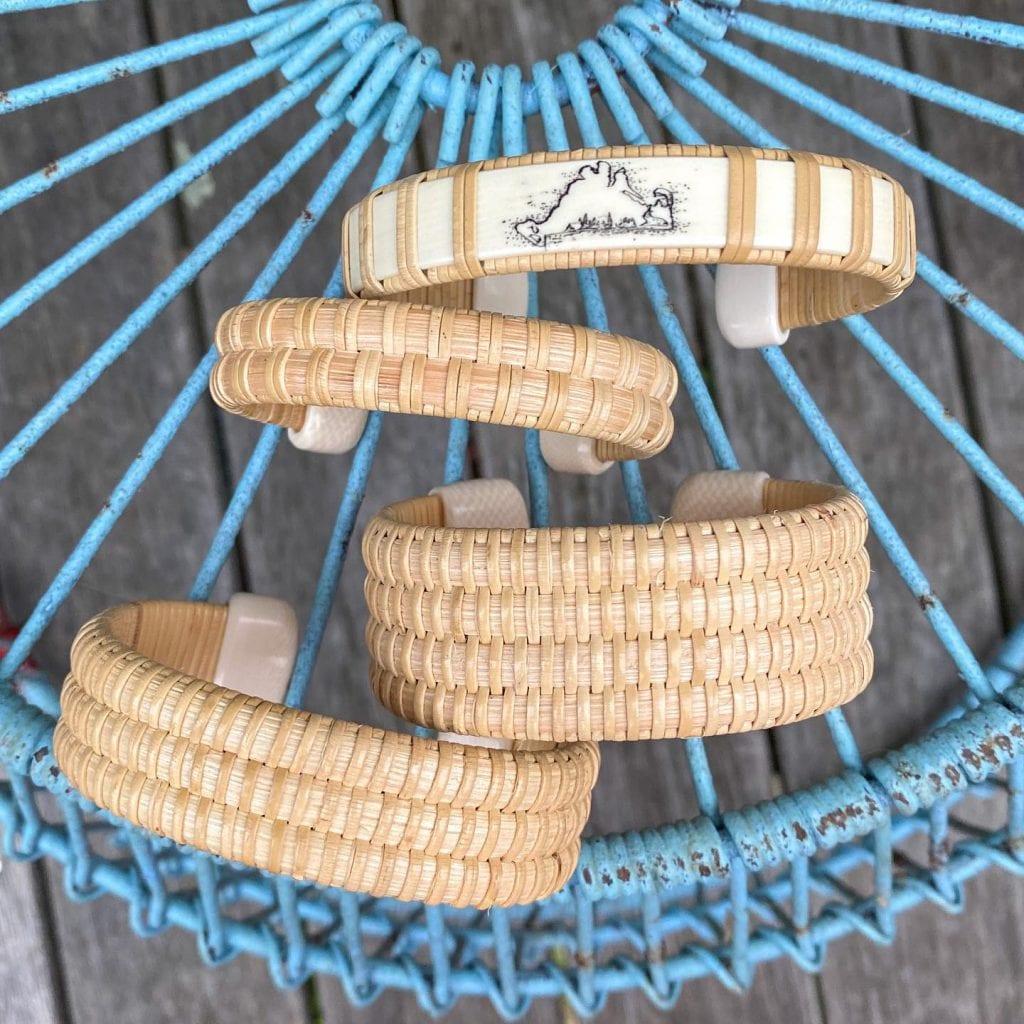 We Love MV Juniper From Aubrey Maria Designs In Edgartown Features Lightship Bracelets & Many Other Local Artists on Martha's Vineyard