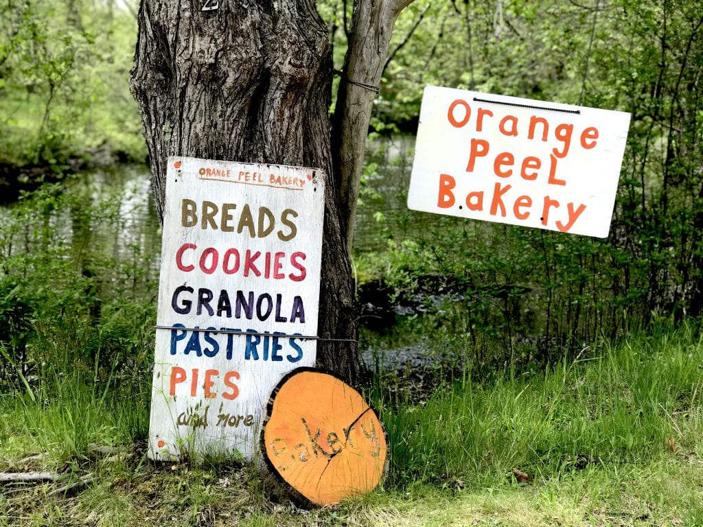 We Love MV:  Orange Peel Bakery - Pizza & Much More In Aquinnah For Summer 2020 On Martha's Vineyard