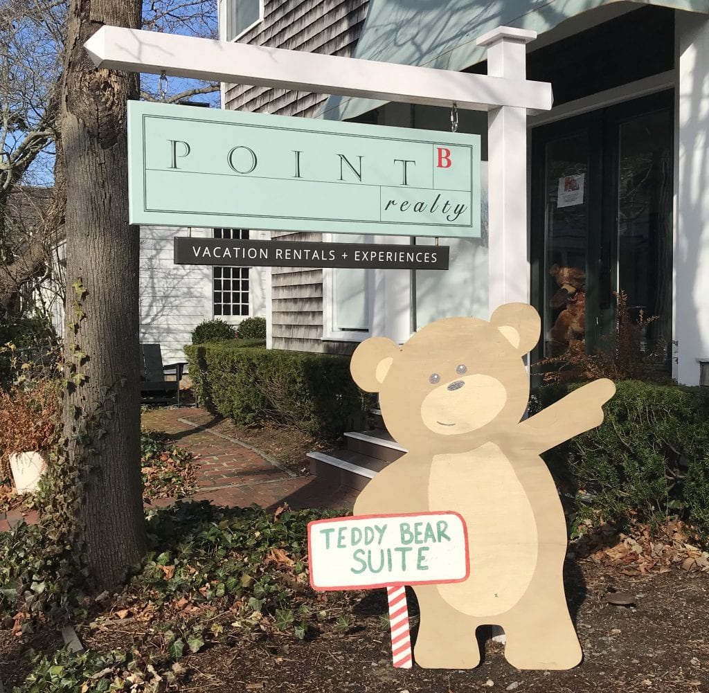 Martha's Vineyard Teddy Bear Suite Fundraiser Named Best Charity Event By Best Of The Vineyard