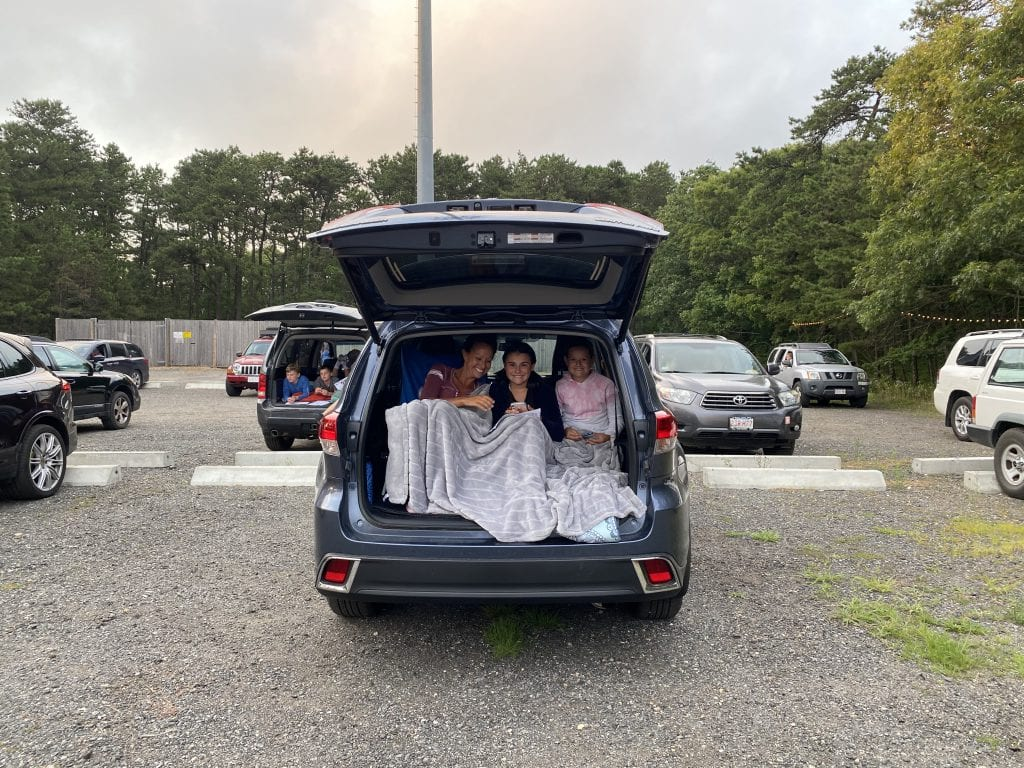 Girls Night At The Martha's Vineyard Summer Drive-In! WE LOVE MV: Drive-In Movies Come To Martha's Vineyard