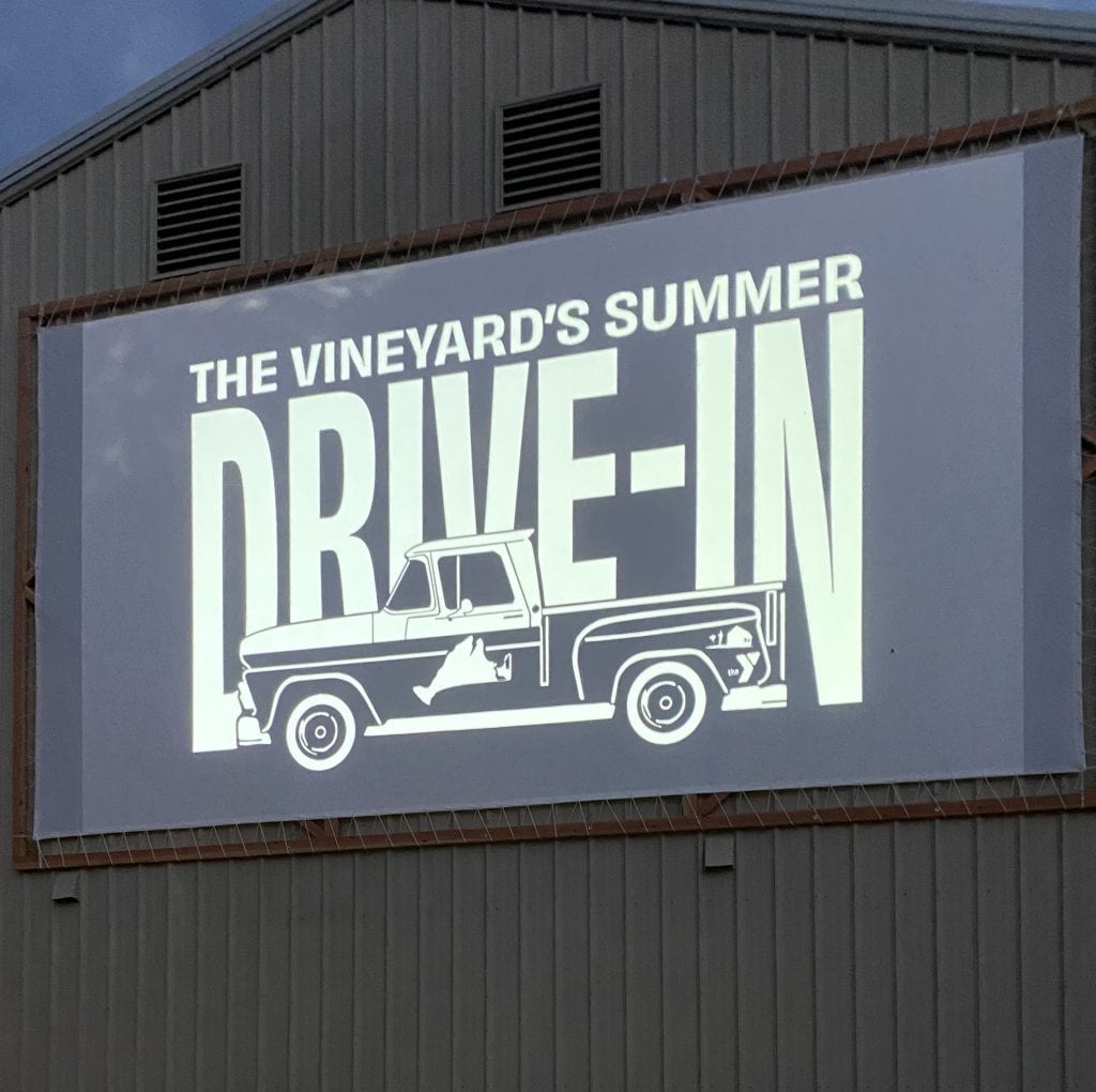 The Vineyard's Summer Drive-In Featuring Movies For Kids And Grown Ups We Love MV Summer On Martha's Vineyard