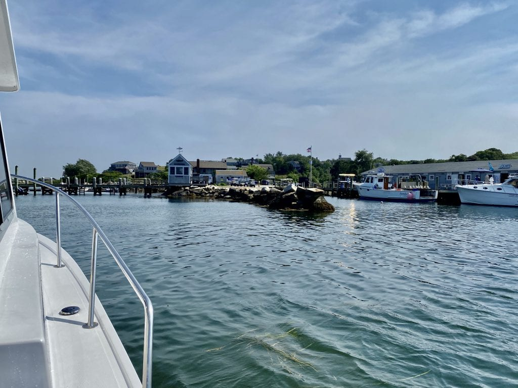 Martha's Vineyard  Island Hopping  Cuttyhunk Island Girl Excursions  We Love MV