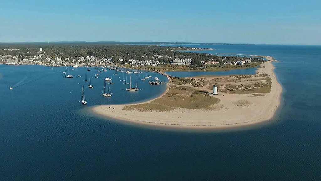 Edgartown Harbor Martha's Vineyard New Travel Rule