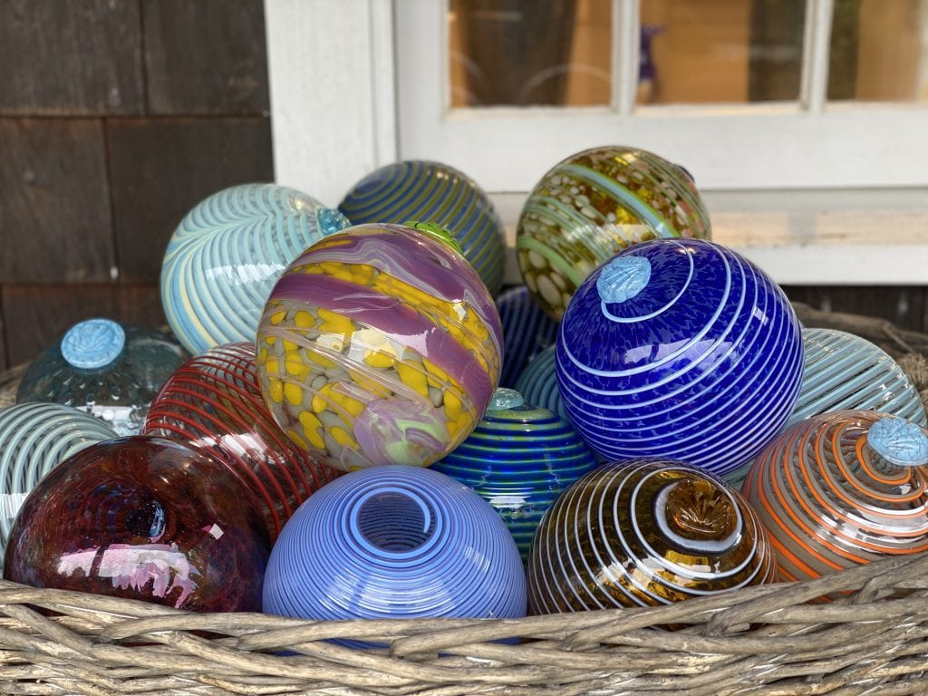 We Love MV Martha's Vineyard Glassworks Martha's Vineyard West Tisbury Local Artists