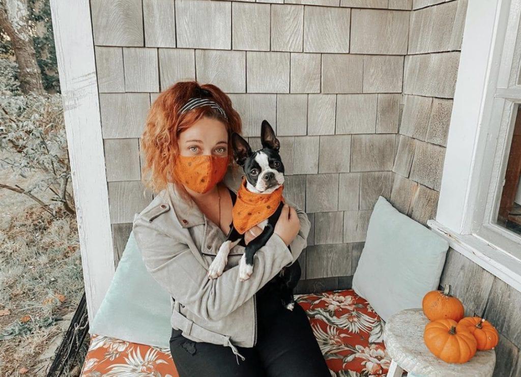 Bossy Dog MV Handmade masks and bandanas Martha's VIneyard