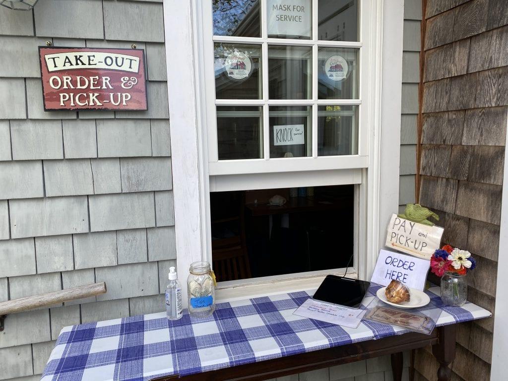 Little House Cafe Vineyard Haven Martha's Vineyard