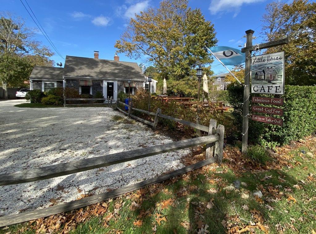 WE LOVE MV: New Dining Changes At Little House Cafe In Vineyard Haven Martha's Vineyard Restaurants