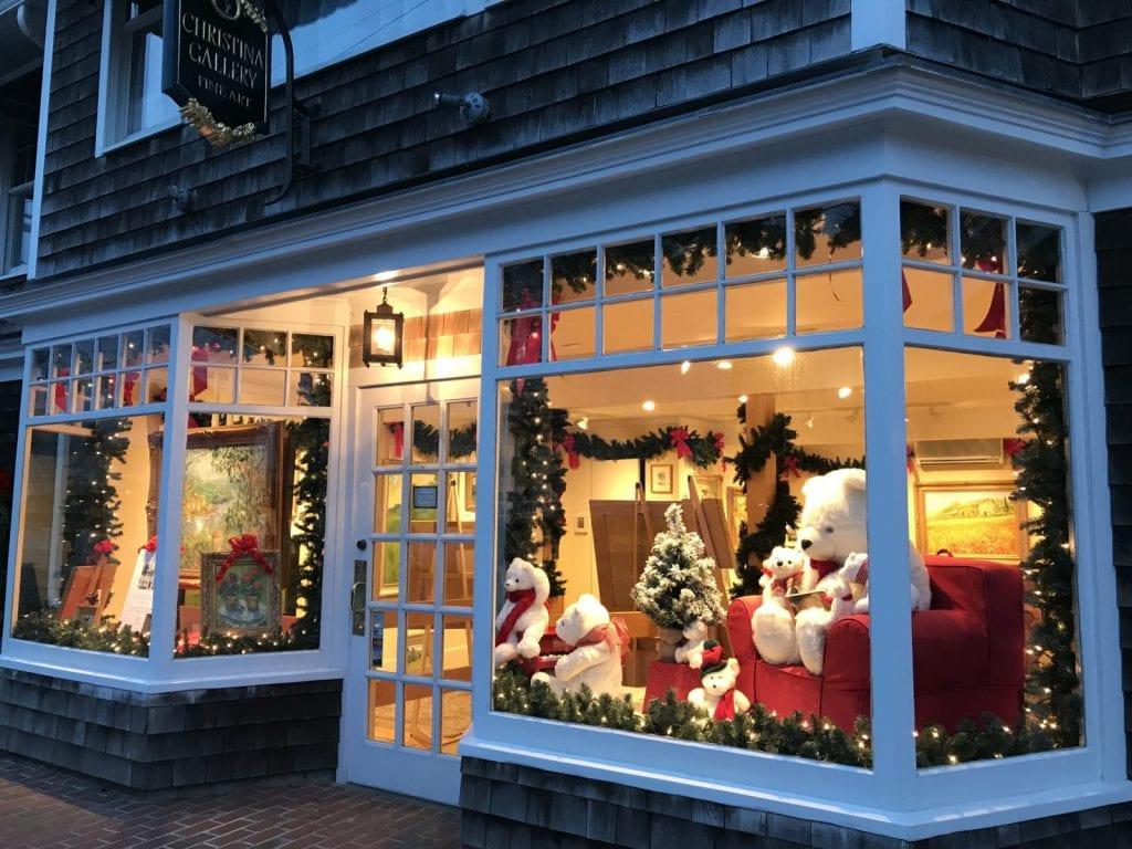 Martha's Vineyard Teddy Bear Suite Christmas in Edgartown Martha's Vineyard Boys & Girls Club Healthy Happy Kids Fundraiser  Teddy Bear Trot