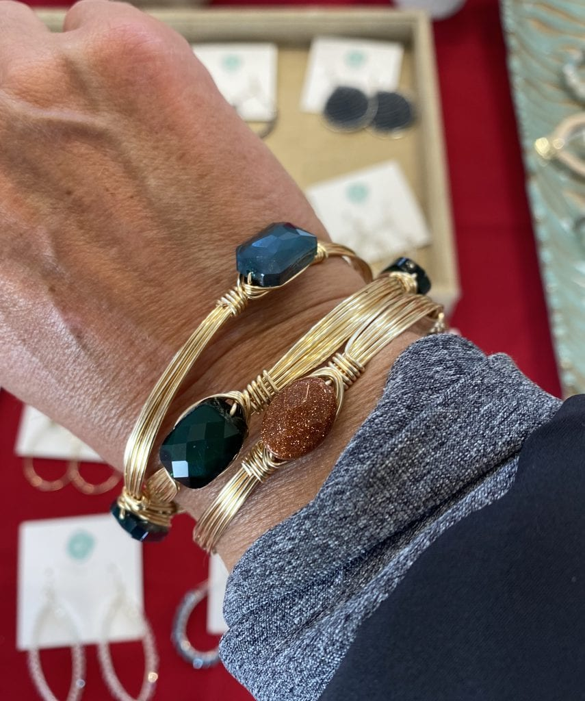 SHOP LOCAL MV This Holiday Season - Barrington Bangles | Featherstone Holiday Gift Show