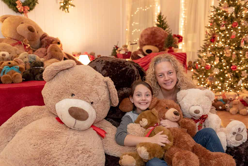 SHOP LOCAL MV This Holiday Season - Support Martha's Vineyard Teddy Bear Suite Fundraiser. Donate Now
