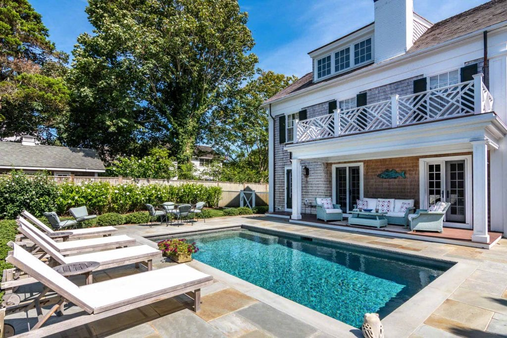 Luxurious Edgartown Village Compound Guest House And  Pool