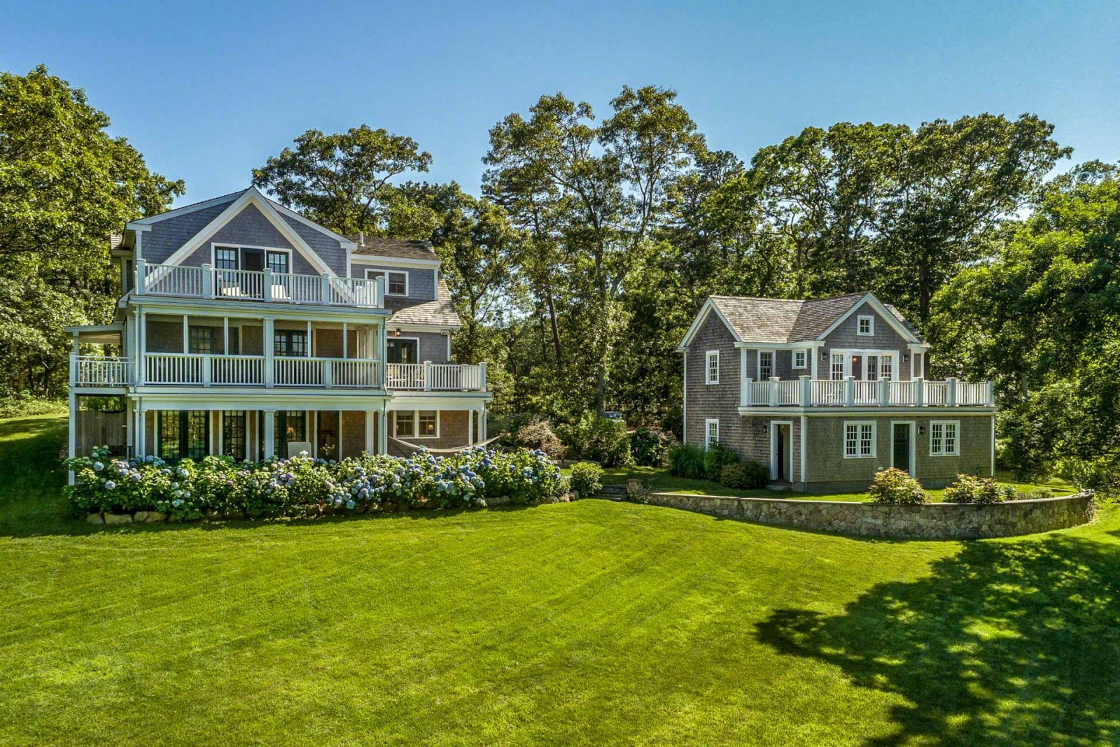 Point B Realty Luxury Home Sale 53 Hilltop Road Vineyard Haven MA 02568