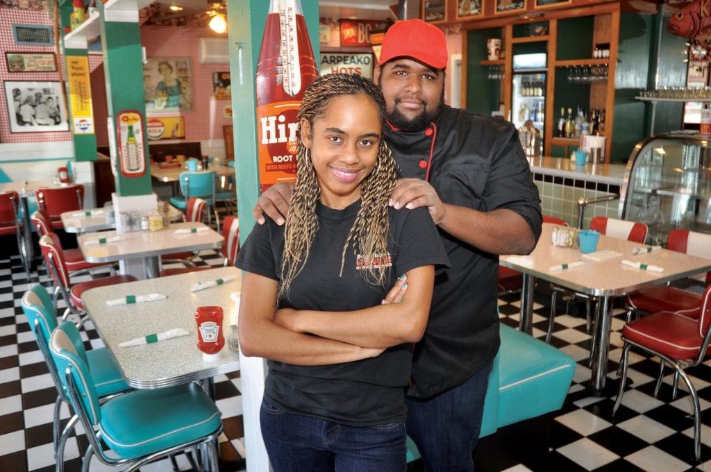 Celebrating Black History Month On Martha's Vineyard: Edgartown Diner Owners Ralston And Mavis Francis Black-Owned Restaurant Black History Month Martha's Vineyard