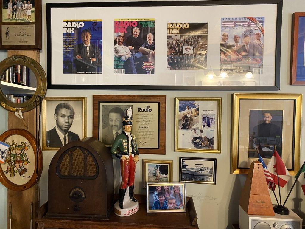 Black History MV: Author, Historian, Speaker Skip Finley Popular Martha's Vineyard Writer