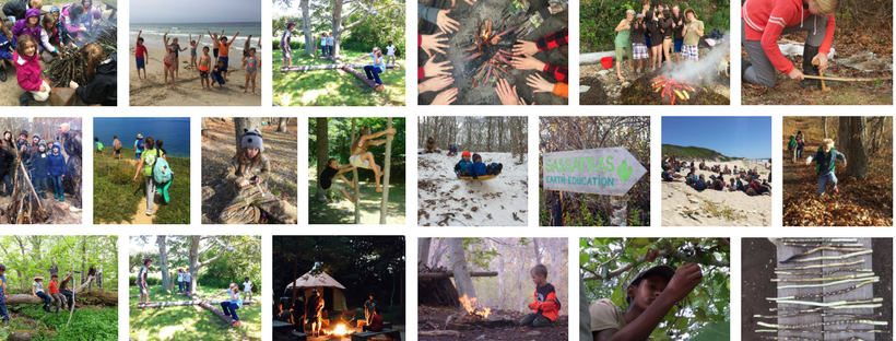 WE LOVE MV: Summer Camps On Martha's Vineyard Summer 2021 - Sassafras Earth Education Camp