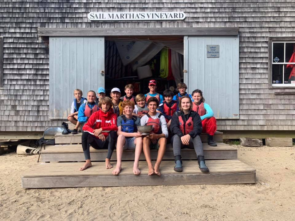 WE LOVE MV: Summer Camps On Martha's Vineyard Summer 2021 - Sail MV Sailing Camp