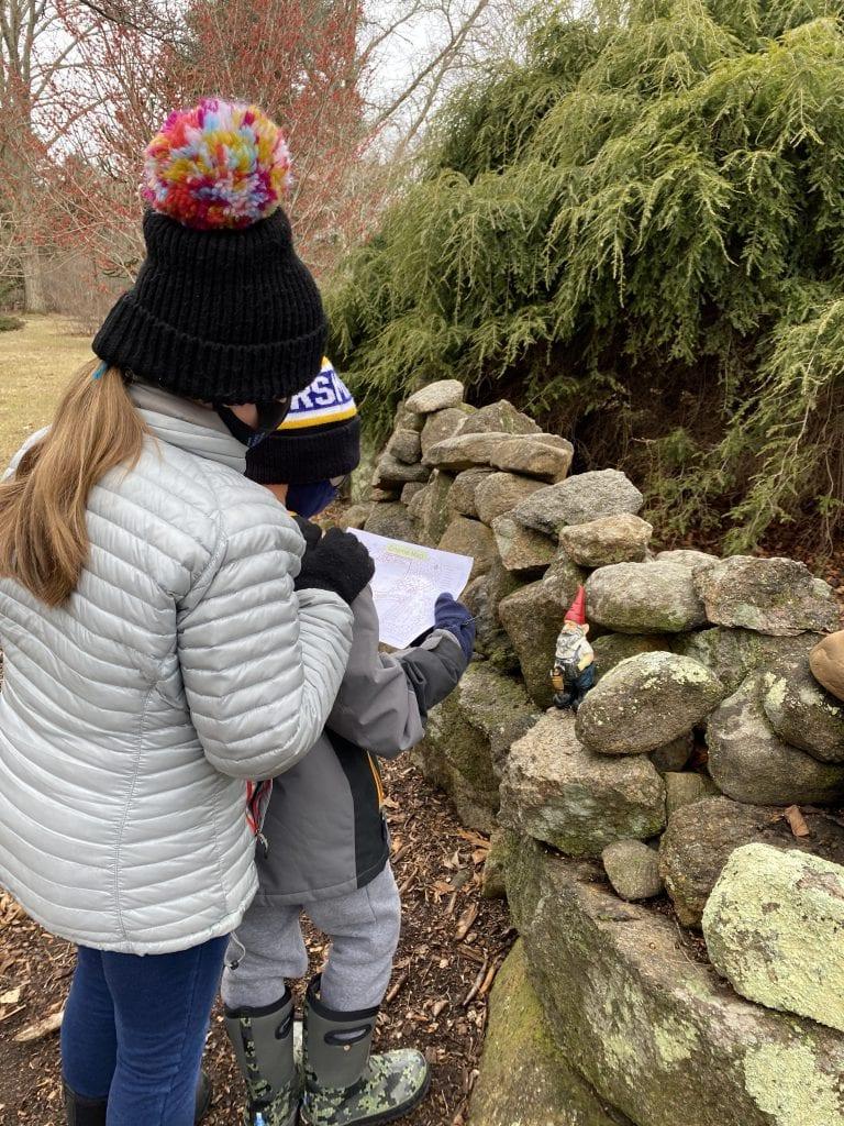 WE LOVE MV: Spring Fun On Martha's Vineyard - Polly Hill Arboretum Gnome Hunt