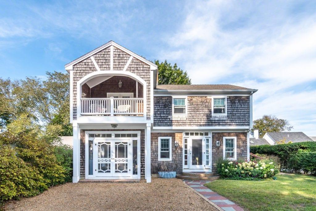 Martha's Vineyard Real Estate For Sale Point B Exclusive Listing: 25 High Street Edgartown MA 02539
