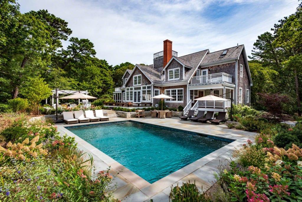 Celebrating Vacation Rental Week On Martha's Vineyard - June Getaways To The Vineyard Mink Meadows Luxury Getaway in Vineyard Haven