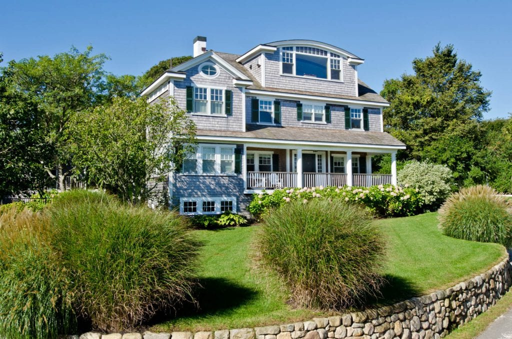 Celebrating Vacation Rental Week On Martha's Vineyard - June Getaways To The Vineyard Edgartown Village Luxury Home With Pool