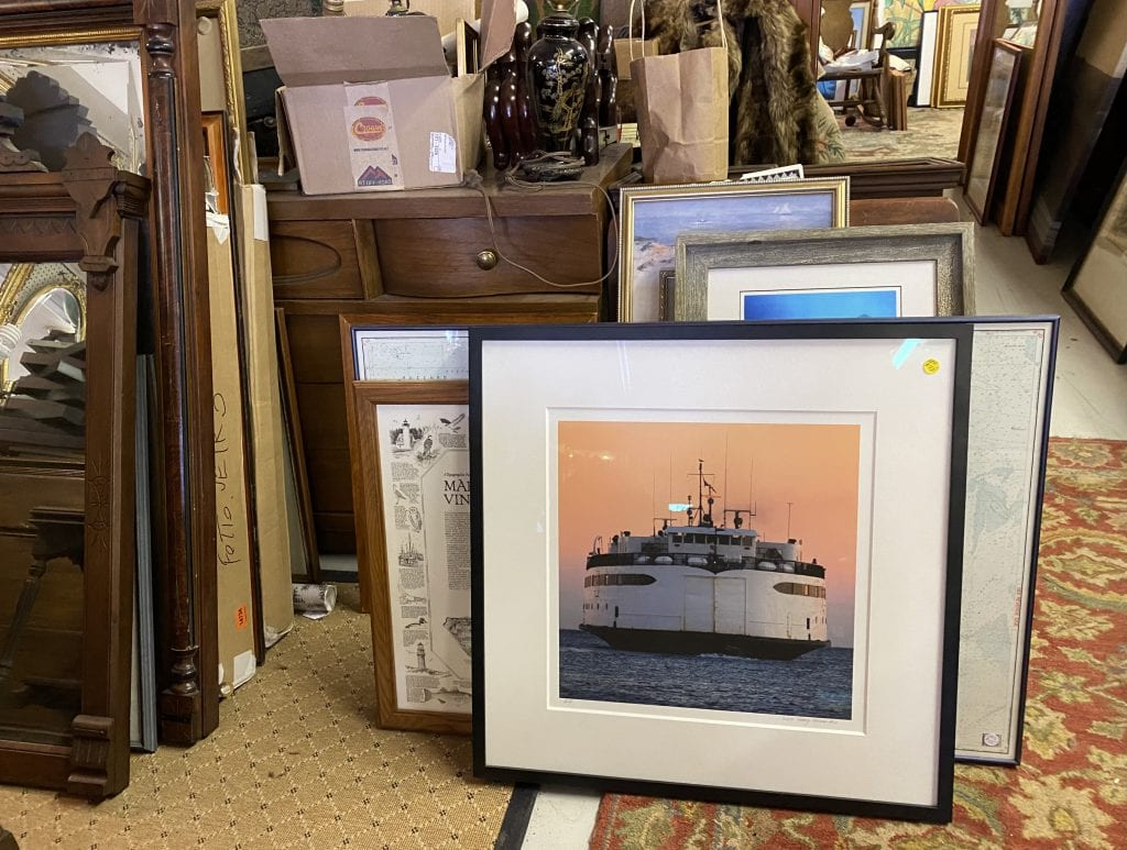 WE LOVE MV: Second Treasures MV Discovering History For Your Home In Vineyard Haven Antiques And Treasures of All Kinds