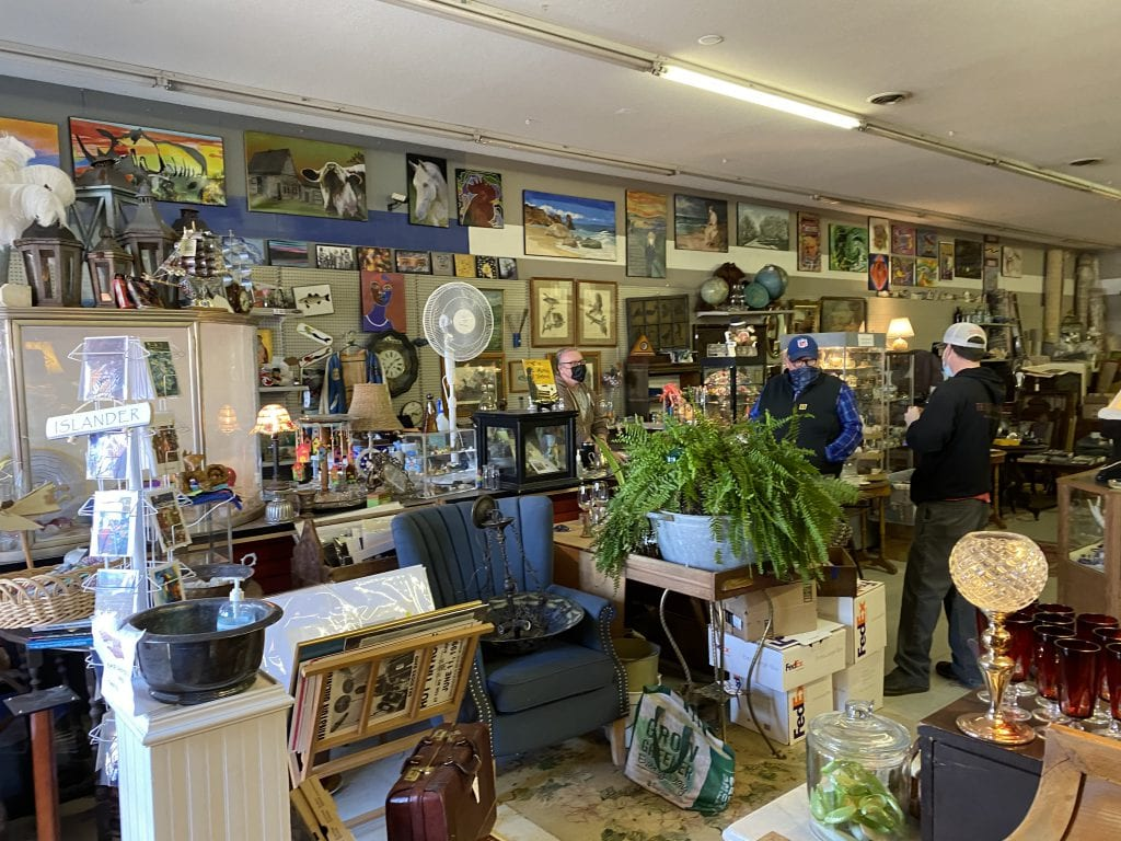 WE LOVE MV: Second Treasures MV Discovering History For Your Home In Vineyard Haven The Eclectic Collection