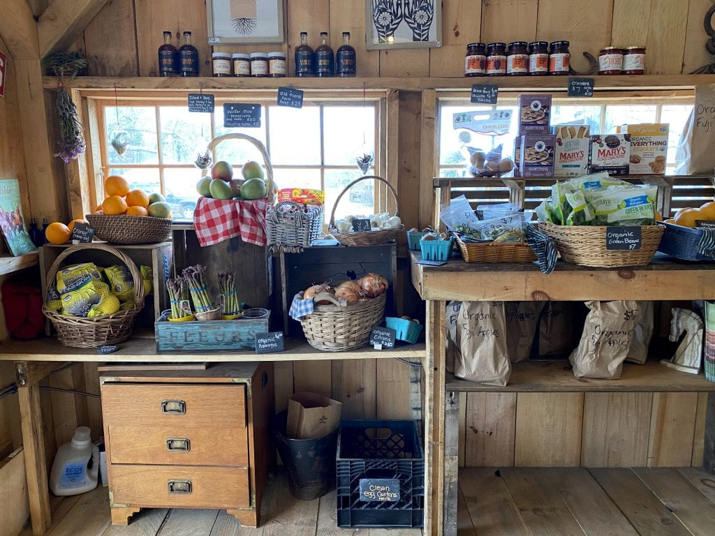 WE LOVE MV: North Tabor Farm's New Farm Stand Has More To Offer What New At The Farm Martha's Vineyard
