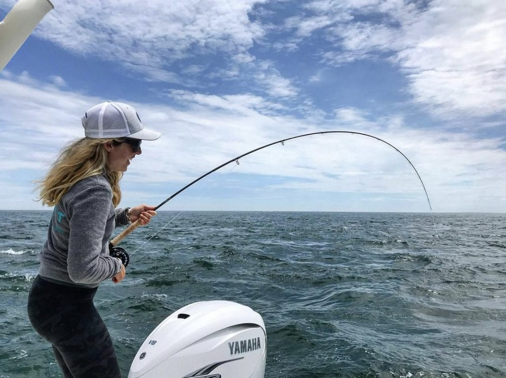 Fishing On Martha's Vineyard With Kismet Outfitters - Fly Fishing on The Vineyard Fishing Guides TOurs