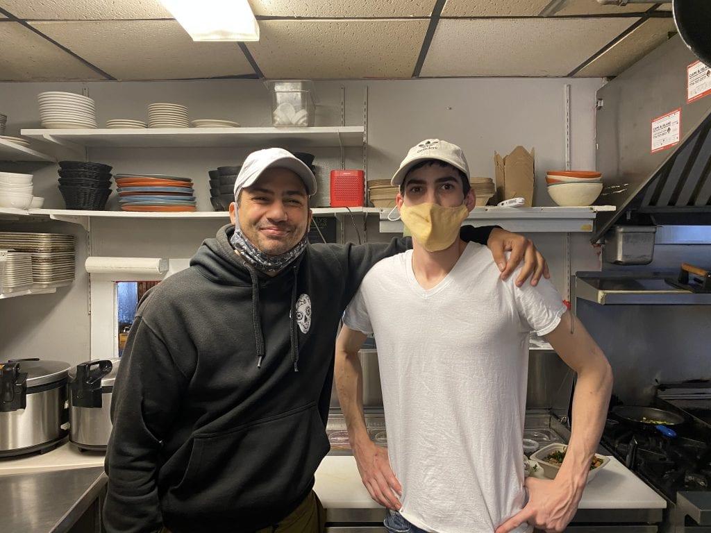 Family Run business Adam Rebello And Rebello Dilly's Taqueria Mexican Food Martha's Vineyard And Cape Cod