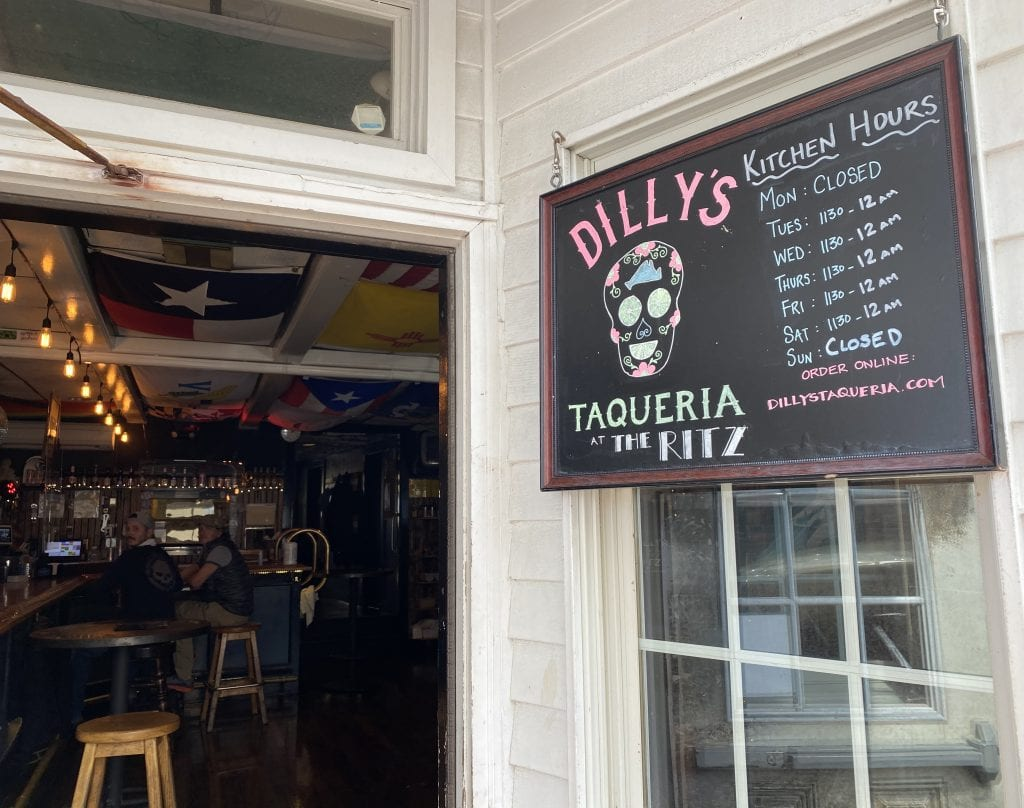 Dilly's Taqueria On Martha's Vineyard And Falmouth - Dilly's at The Ritz Mexican Food Martha's Vineyard And Cape Cod