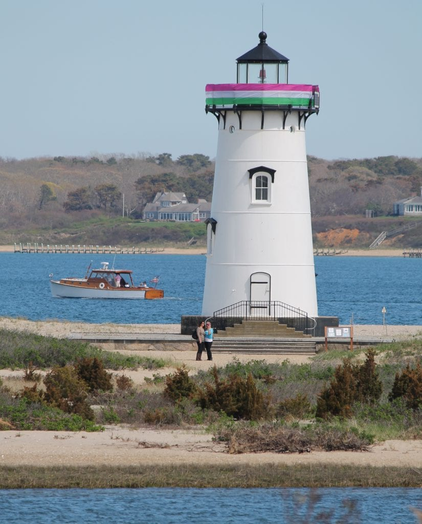 Celebrating Spring And Moms With The Splendor Of Pink & Green Weekend On Martha's Vineyard!