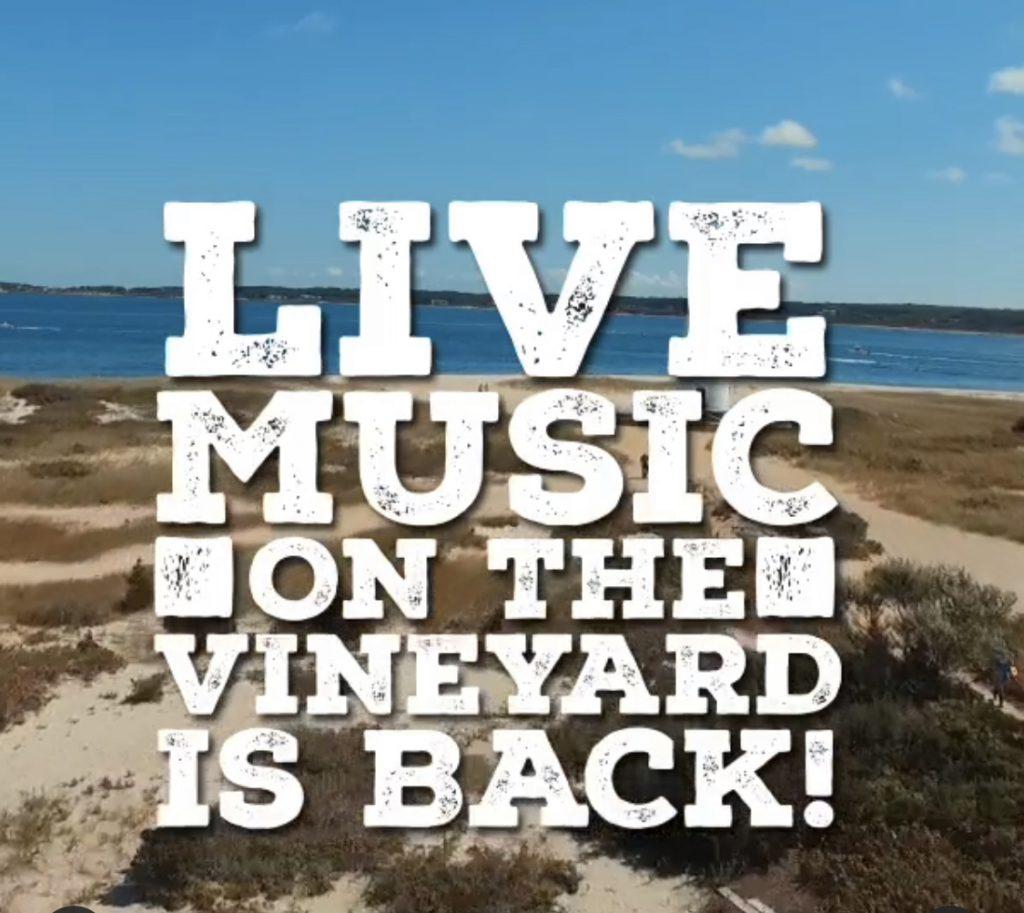 Beach Road Weekend Live Music  Martha's Vineyard  Summer 2021 Things to do