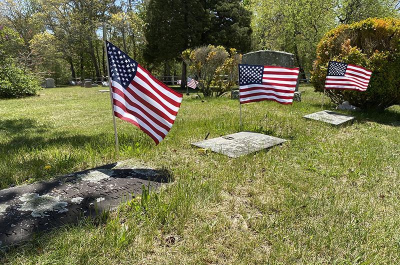 Martha's Vineyard  Memorial Day Weekend Point B Realty  Veterans