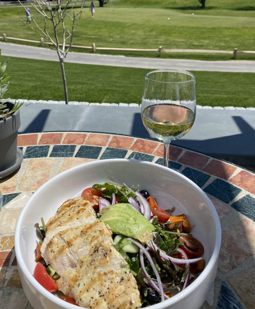 Farm Neck Cafe Oak Bluffs  Outdoor Dining Point B Realty