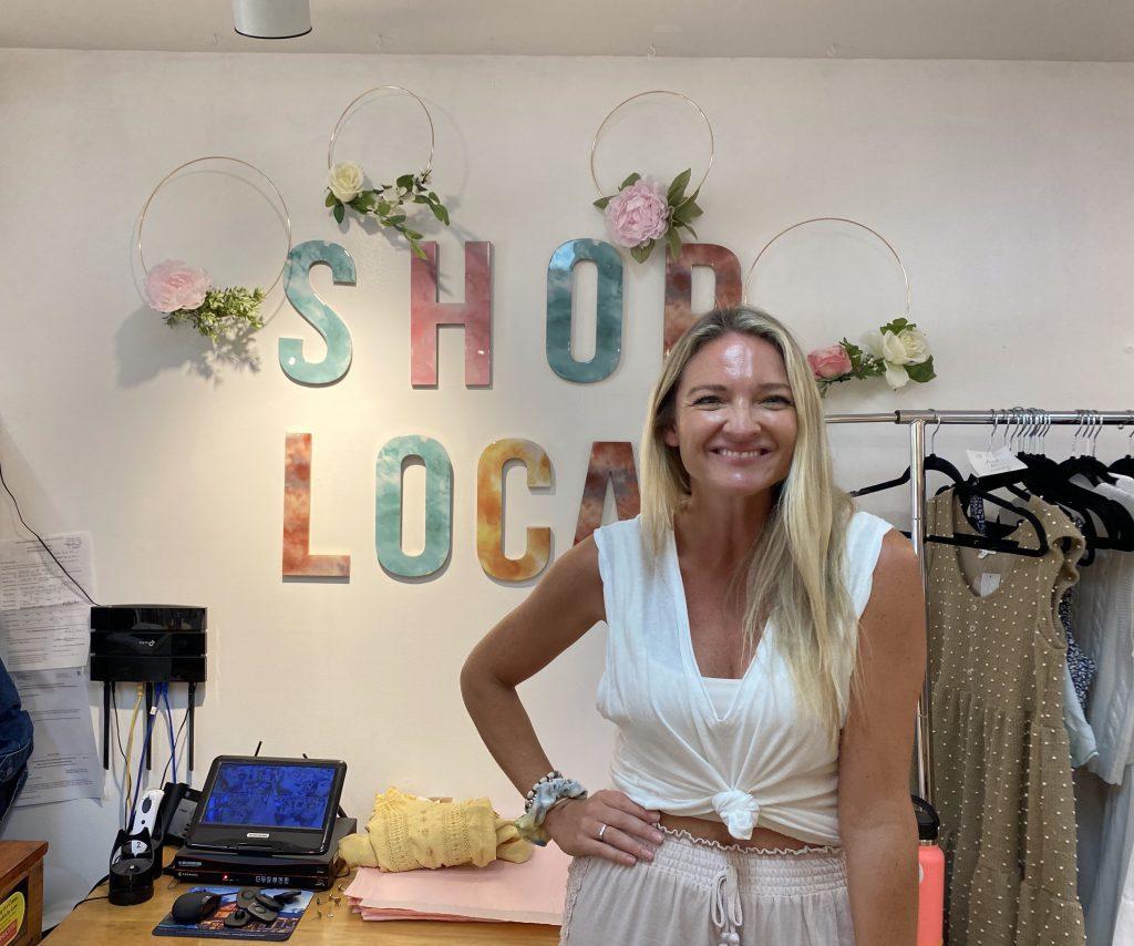 Rochelle's Boutique  Edgartown Visit Edgartown Summer 2021 Martha's Vineyard  Point B Realty