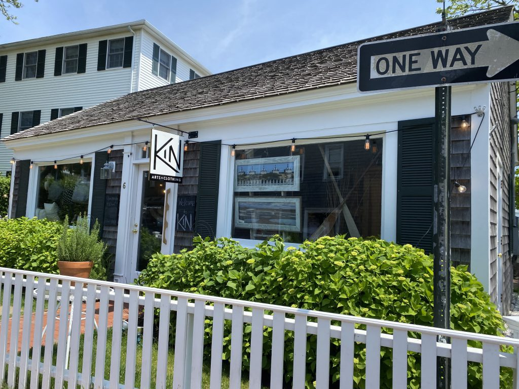 Kin MV Rooey Knots LA Brown Photography Edgartown Visit Edgartown Summer 2021 Martha's Vineyard  Point B Realty
